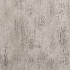 F0538/01 SNAKE CHARMER Pebble Clarke & Clarke Fabric