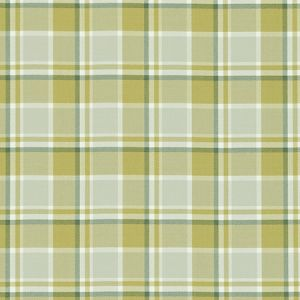 F0596/01 BOWLAND Citrus Clarke & Clarke Fabric