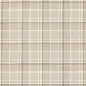 F0596/04 BOWLAND Natural Clarke & Clarke Fabric