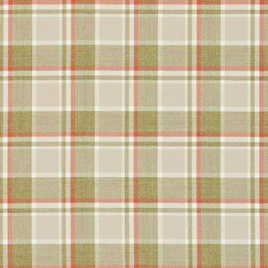 F0596/06 BOWLAND Spice Clarke & Clarke Fabric