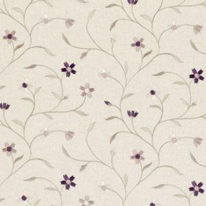 F0599/02 MELLOR Heather Clarke & Clarke Fabric