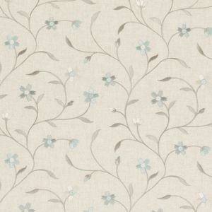 F0599/03 MELLOR Mineral Clarke & Clarke Fabric