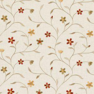 F0599/06 MELLOR Spice Clarke & Clarke Fabric