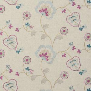 F0735/04 CHATSWORTH Duckegg Clarke & Clarke Fabric