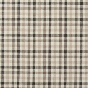 F0738/03 HATFIELD Charcoal Clarke & Clarke Fabric