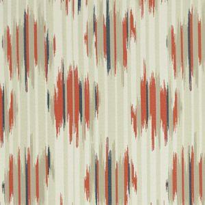 F0929/04 DILBAR Spice Clarke & Clarke Fabric