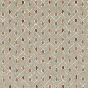 HEALEY Spice Clarke & Clarke Fabric