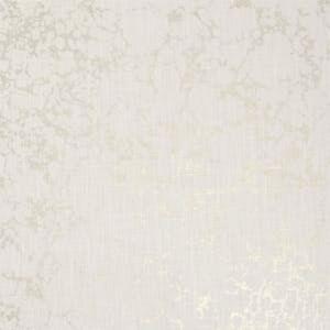 F1081/04 PIETRA Ivory Gold Clarke & Clarke Fabric