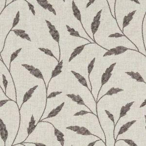 F1122/01 FAIRFORD Charcoal Clarke & Clarke Fabric