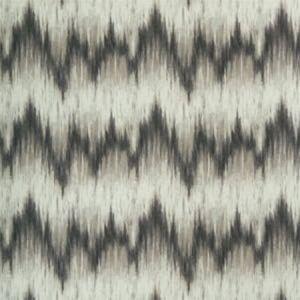 F1205/02 SUMMIT Charcoal Clarke & Clarke Fabric