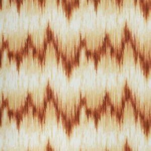 F1205/04 SUMMIT Flame Clarke & Clarke Fabric