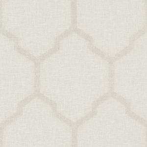 F1286/01 ARTURO Ivory Gold Clarke & Clarke Fabric