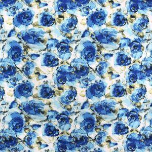 F2286 Cobalt Greenhouse Fabric
