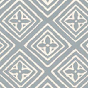 2490-23WP FIORENTINA Clay On Off White Quadrille Wallpaper