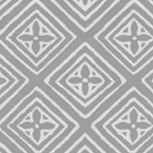 2490-25WP FIORENTINA Silver On Off White Quadrille Wallpaper