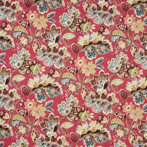 GLASS ART Firecracker Carole Fabric