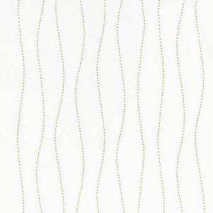 GW 0001 27206 EYELET WAVE Sand Scalamandre Fabric