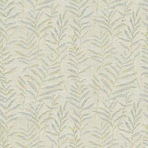 GW 0001 27211 WILLOW WEAVE Mist Scalamandre Fabric