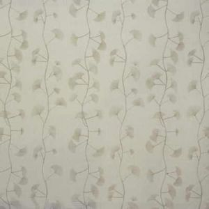 GWF-2616-116 FANS White Taupe Groundworks Fabric