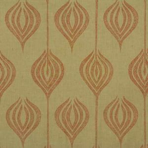GWF-2622-12 TULIP Sand Coral Groundworks Fabric