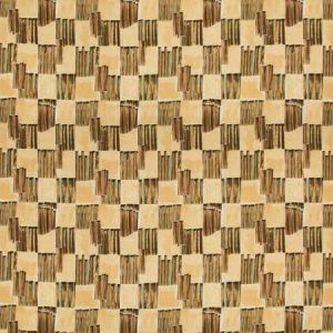 GWF-3753-166 LYRE Bronzed Groundworks Fabric