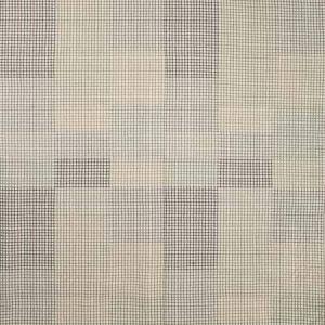 GWF-3756-168 GRIDLOCK Vanilla Bean Groundworks Fabric