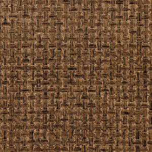 GWP-3316-668 BASKET WEAVE Nut Groundworks Wallpaper
