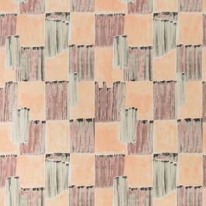 GWP-3722-117 LYRE PAPER Blushing Groundworks Wallpaper