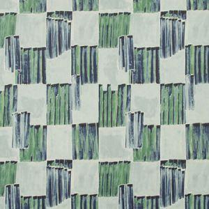 GWP-3722-153 LYRE PAPER Pool Groundworks Wallpaper
