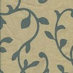 HC1220T-04 DAMASCENE Vapor on Tan Quadrille Fabric