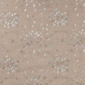 HN 0002 42000 FIREFLY Natural Scalamandre Fabric