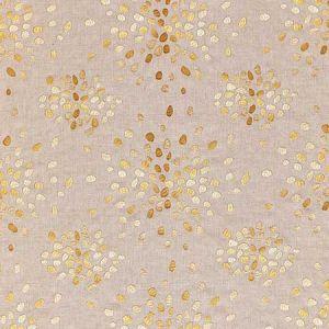 HN 0004 42000 FIREFLY Yellow Scalamandre Fabric