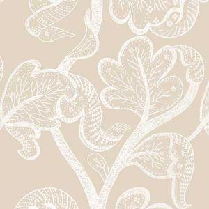HN 00WW F1017 RUSSELL LINEN China White Scalamandre Fabric