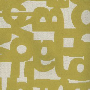 KLONDIKE Lime 51 Norbar Fabric