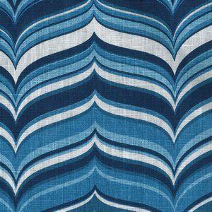 WHITMORE Blue Cc3 Norbar Fabric