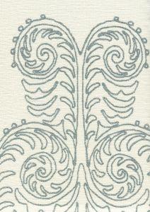HC1230W GYPSY DANCE Vapor on Off White Quadrille Fabric