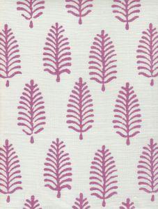 HC1940-05W PINEWOOD Lavender on White Quadrille Fabric