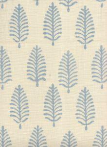 HC1940-02 PINEWOOD Windsor Blue on Tint Quadrille Fabric