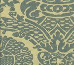 HC1280T-03 PRINCIPESSA Vapor on Tan Quadrille Fabric