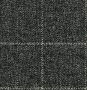 BOX SEAT Graphite Fabricut Fabric
