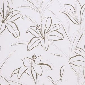50053W CAPRICE Graphite 01 Fabricut Wallpaper
