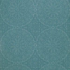 50040W ADULARA Turquoise 01 Fabricut Wallpaper