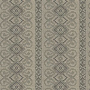 GIBRALTAR STRIPE Sage Stone Fabricut Fabric