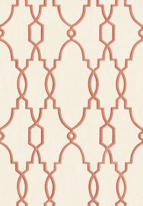 99/2011-CS PARTERRE Red Cole & Son Wallpaper