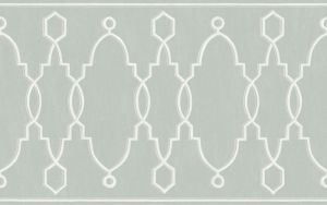 99/3013-CS PARTERRE BORDER French Grey Cole & Son Wallpaper