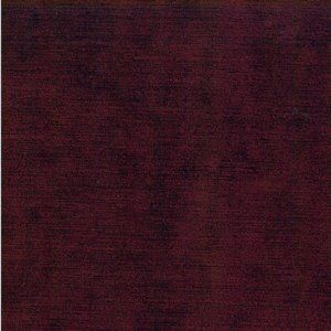 COLONY Burgundy 55 Norbar Fabric