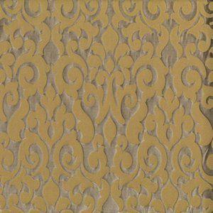 HANDLEY Gold Norbar Fabric