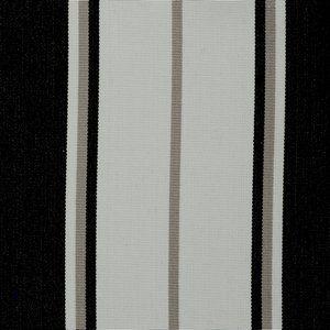 SACRAMENTO Black Grey Norbar Fabric