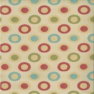 TWIRL Vanilla Norbar Fabric