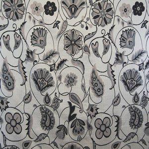 ZOE Gray 01110068 Norbar Fabric